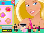 Barbie Glam Makeover game