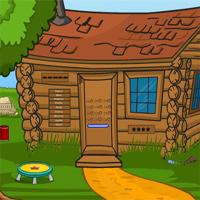 Games2Jolly Little Boy Dog Rescue game