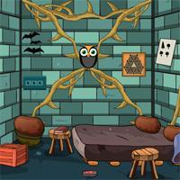 Gfg Magical Dungeon Escape game
