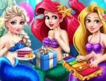 Mermaid Birthday Party Html5 game