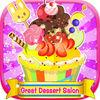 夏日甜品沙龙 - Great Dessert Salon game
