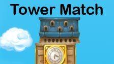 Tower Match game