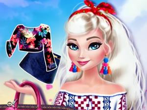 Elsa Tassel Design game