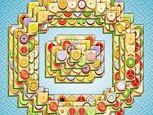 Fruit Mahjong: Bullseye Mahjong game