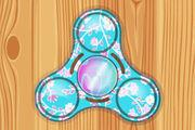 play Fidget Spinner Hero Girl