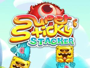Super Sticky Stacker game