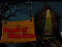 Secrets Of Alien Room game