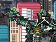 Dino Robot Seismosaurus game
