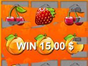 Scratch Fruit game