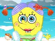 Spongebob Crossdress game