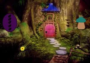 Tree House Escape (8B Games game