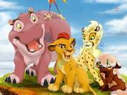 The Lion Guard Hidde game