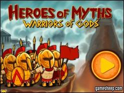 play Heroes Of Myths Game Online Free