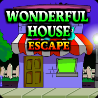 Wonderful House Escape game