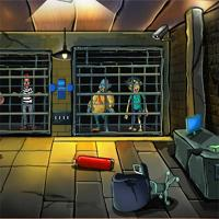 Cell Rescue From Hell game