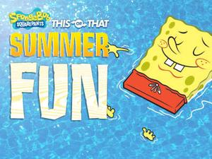 Spongebob Squarepants: Spongebob'S Summer Fun Quiz game