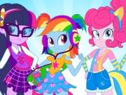 play Equestria Girls: Back To High School
