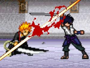 play Bleach Vs Naruto 3