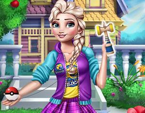 Princess Kendama Design game