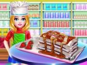 play Ice Cream Sandwich Cake
