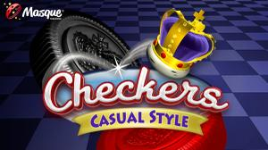 Checkers: Casual Style game
