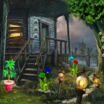 play Escape From Graveyard House