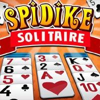 Spidike Solitaire game