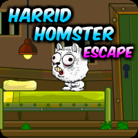 play Harrid Homster Escape