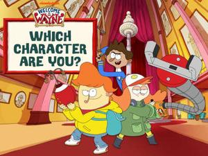 Welcome To The Wayne: Which Character Are You? Quiz game