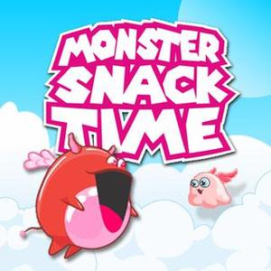 play Monster Snack Time