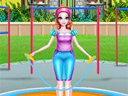 play Fat To Fit Princess Fitness
