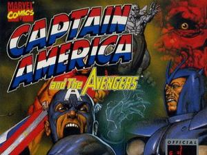 play Captain America And The Avengers