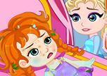 play Pricness Anna Magic Care