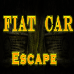play 8B Fiat Car Escape