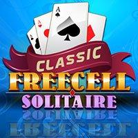 Classic Freecell Solitaire game