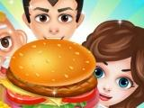 play Burger Cooking Food Shop