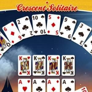 play Crescent Solitaire 3