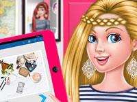 play Barbie Flatlay Expert