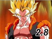 play Dragon Ball Fierce Fighting 2.8