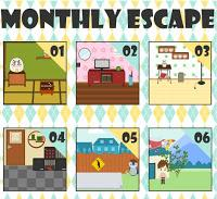 play Monthly Escape 1-6