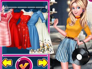 play Barbie Retro Summer