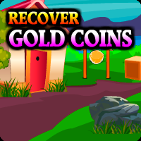 play Recover Gold Coins Escape