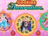 play Princesses Cookies Decoration