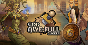 God Awe-Full Clicker game