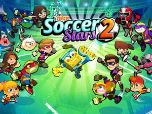 Nickelodeon: Soccer Stars 2 Sports game