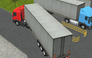 Semi Driver game
