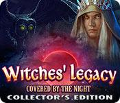 play Witches' Legacy: Covered By The Night Collector'S Edition