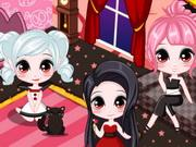 play Vampire Princess New Room