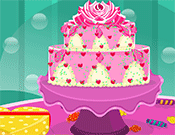 play Yummy Delicious Cake