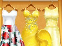 Disney Prom Dress Collection game